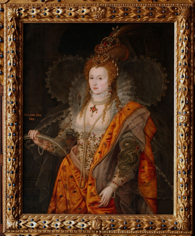 The Rainbow Portrait of Elizabeth I