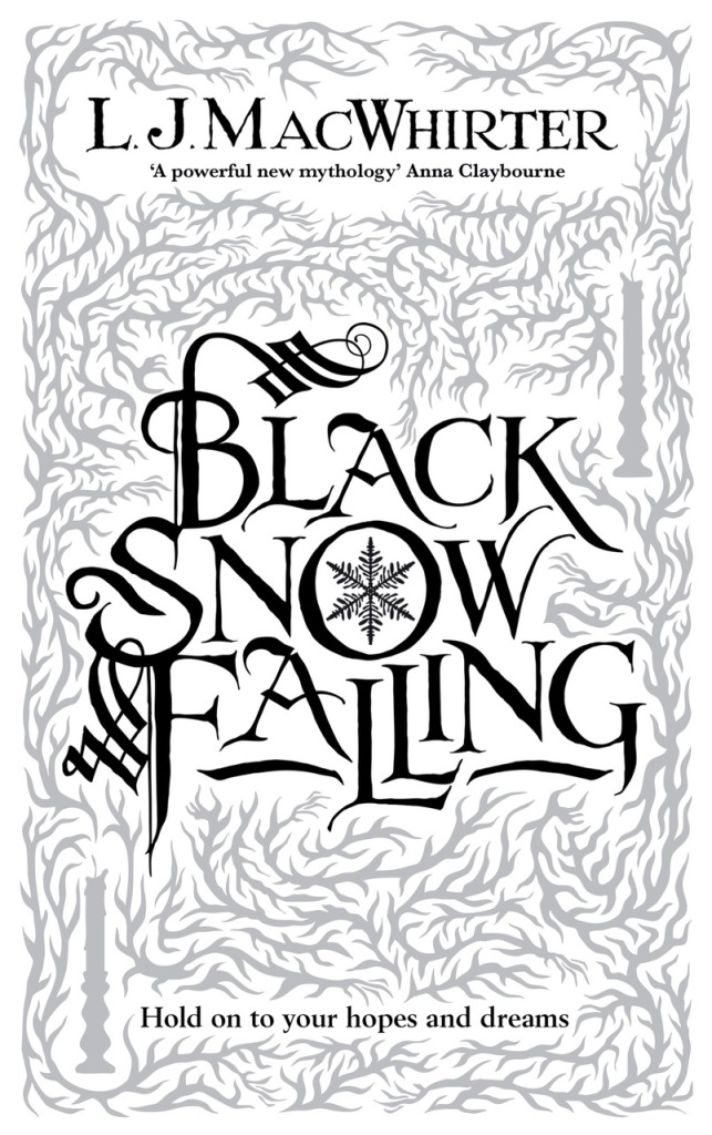 Historical novel BLACK SNOW FALLING by author L.J. MacWhirter